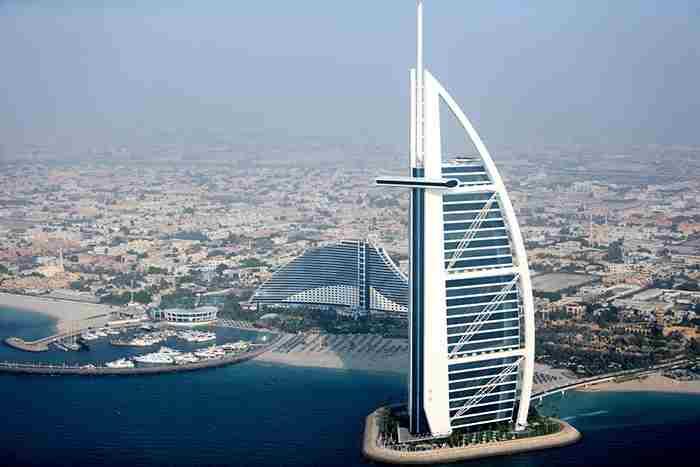 برج العرب در سال ۲۰۱۹ بازسازی میشود