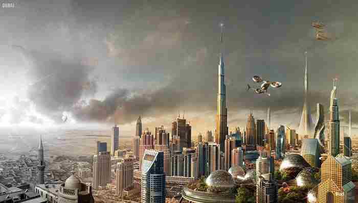 تصویری از آینده هفت شهر بزرگ