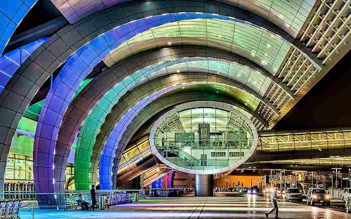 اسپا فرودگاه دبی