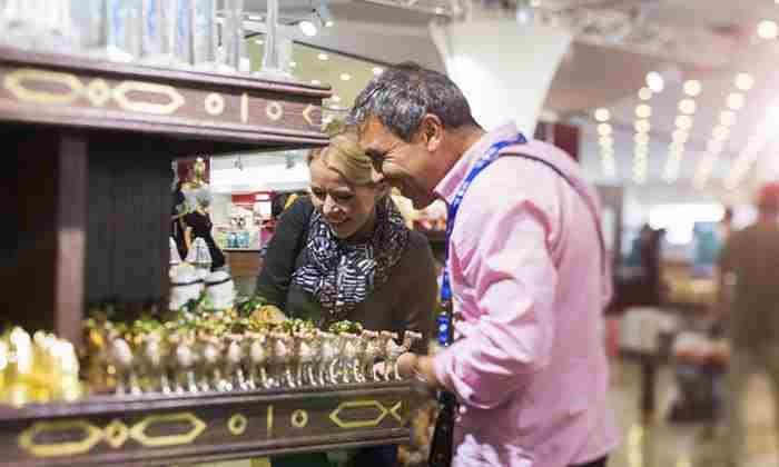 راهنمای خرید و رستوران های فرودگاه دبی