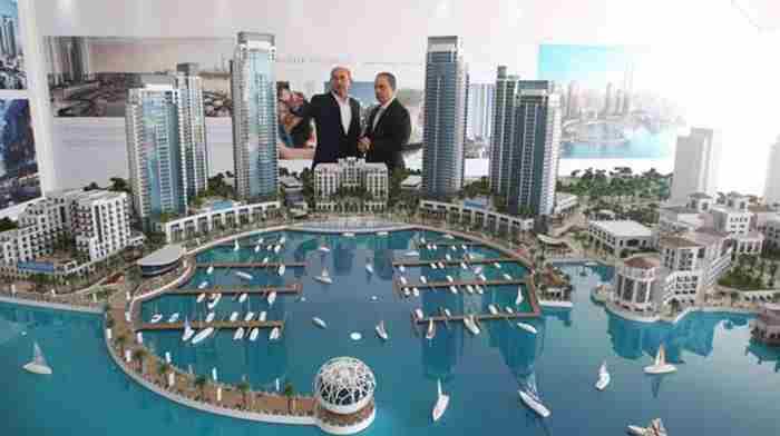 مرکز خریدی بزرگتر از دبی مال در دبی ساخته میشود - مگا مال