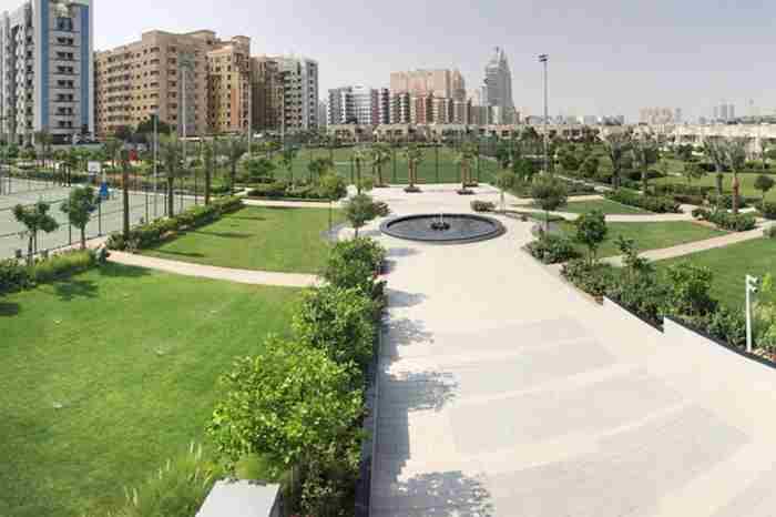 یک پارک پیشرفته جدید در دبی