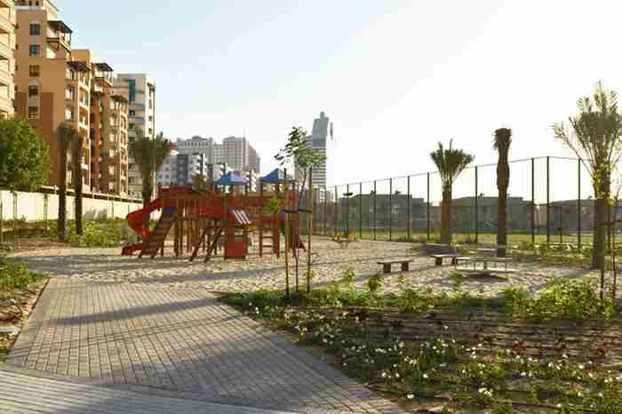 پارک پیشرفته جدید دبی