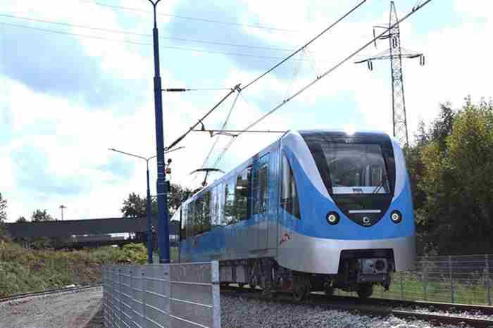 قطارهای جدید