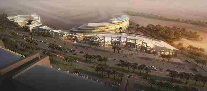 یک مگامال جدید در دبی به وسعت ۹۲ هزار متر مربع