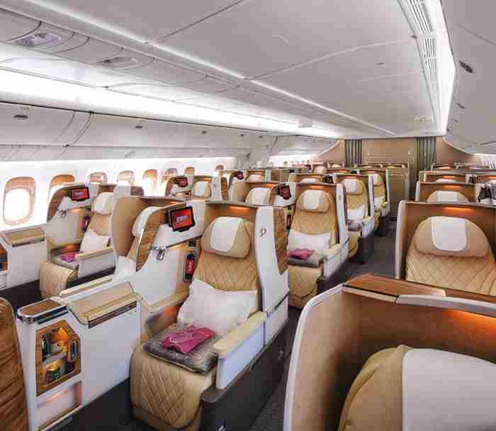 پرواز های آدلاید امارات با کابین بیزینس جدید