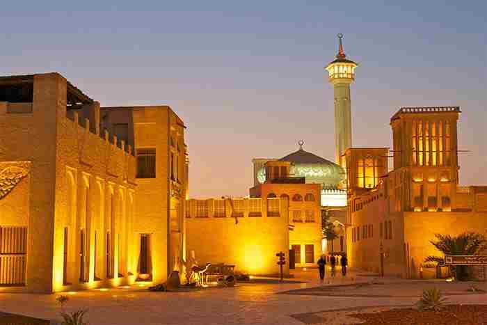 منطقه تاریخی الفهیدی