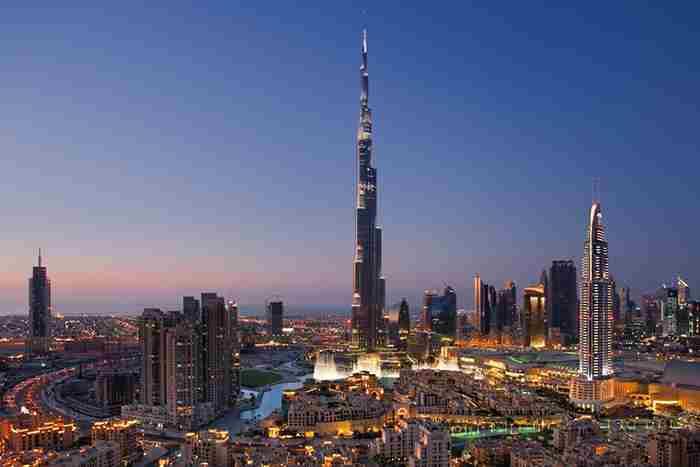 گرفتن عکس های عالی در دبی