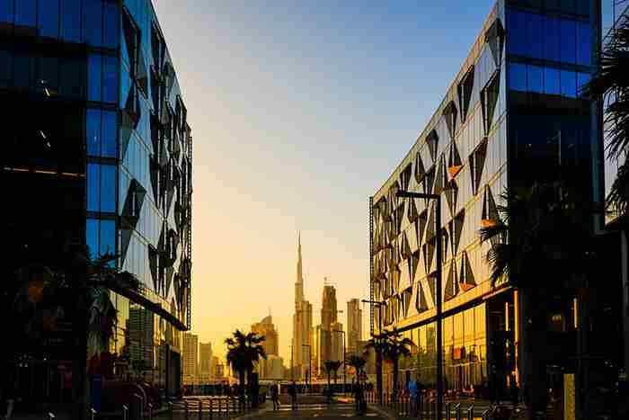 منطقه دبی دیزاین