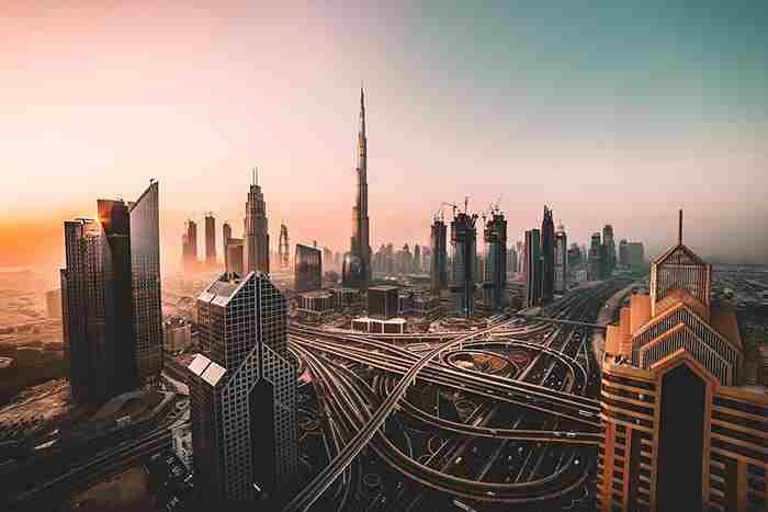 ده نقطه در دبی برای عکاسی اینستاگرامی