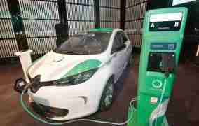 ۵۵ مدل ماشین الکتریکی به زودی در دبی