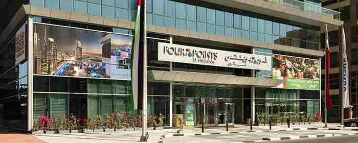 هتل شرایتون فور پوینتس دبی - Four Points by Sheraton