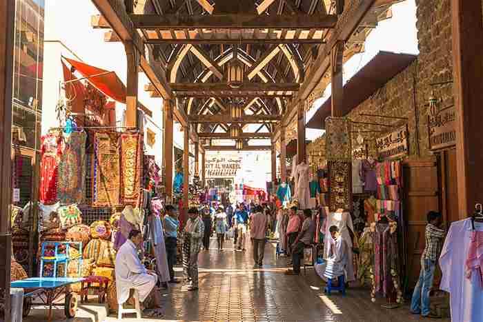 سوق های دبی