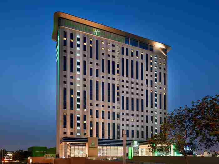 هتل هالیدی این - فستیوال سیتی دبی - Holiday Inn