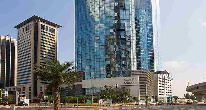 هتل مدیا وان دبی - Media One