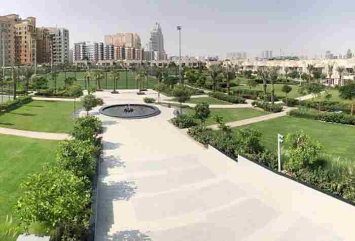 پارک جدید دبی