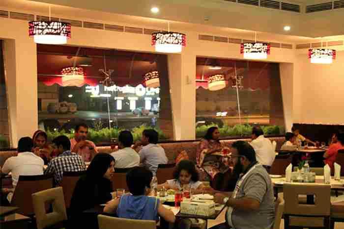 رستوران کالیکات پاراگان دبی - Calicut Paragon