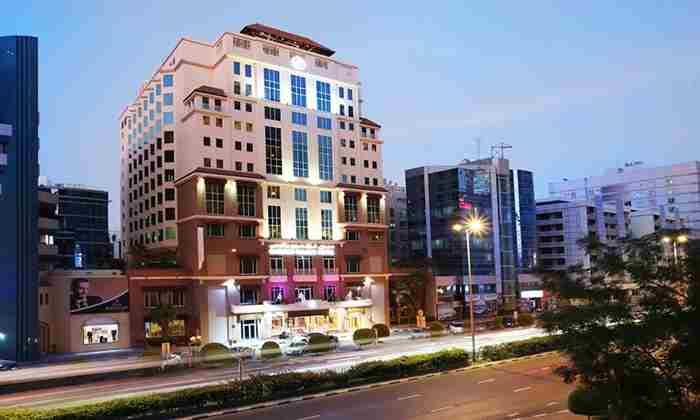 هتل کارلتون پالاس دبی - Carlton Palace