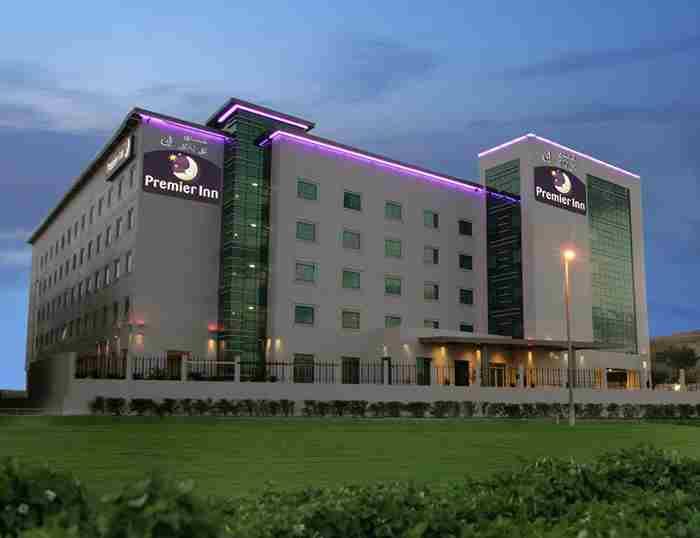 هتل پریمیر این دبی - Premier Inn Dubai International Airport