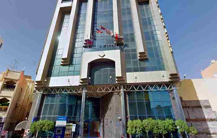 هتل یورک اینترنشنال دبی - York International