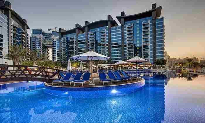 هتل دوکس دبی - DUKES