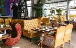 رستوران ازبک اشاک در جمیرا دبی - Eshak