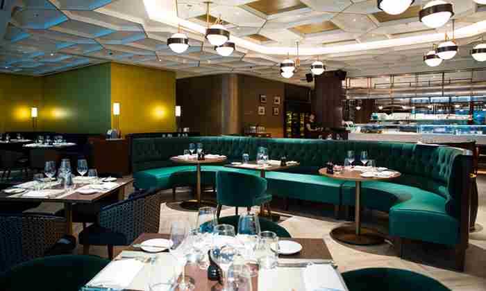 رستوران گالوین جمیرا دبی - Galvin