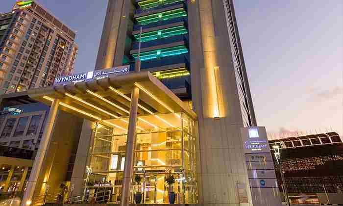 هتل ویندم دبی - Wyndham