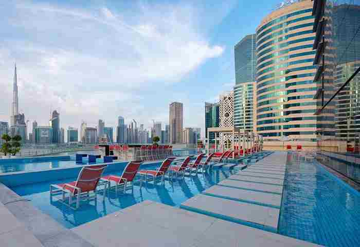 هتل کانال سنترال دبی - Canal Central