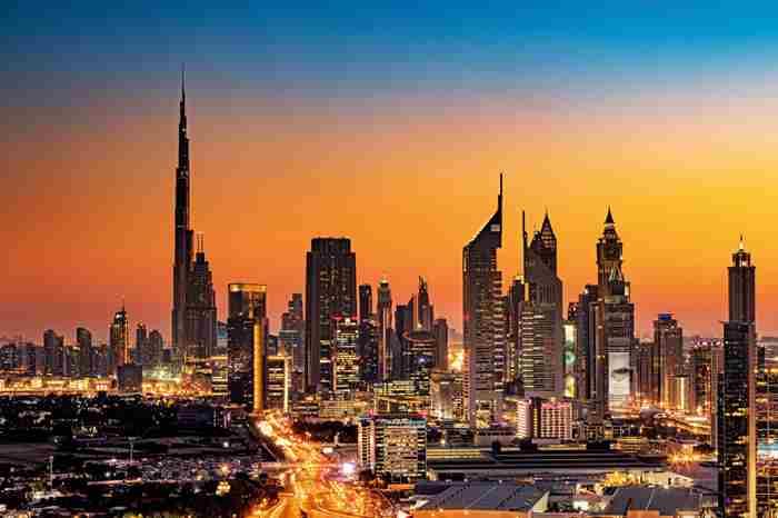 دبی در میان هوشمندترین شهرهای جهان