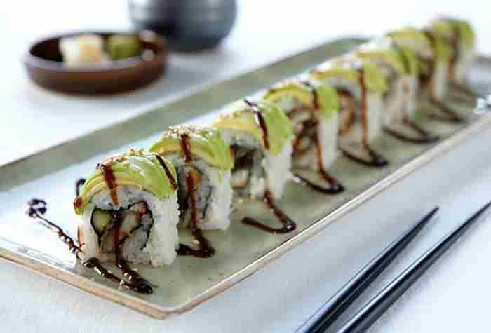 رستوران ژاپنی کاتسویا