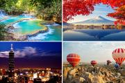 15 مقصد گردشگری رمانتیک که کمتر شناخته شده اند