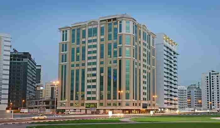 هتل الیت بابیلون دبی - Elite Byblos