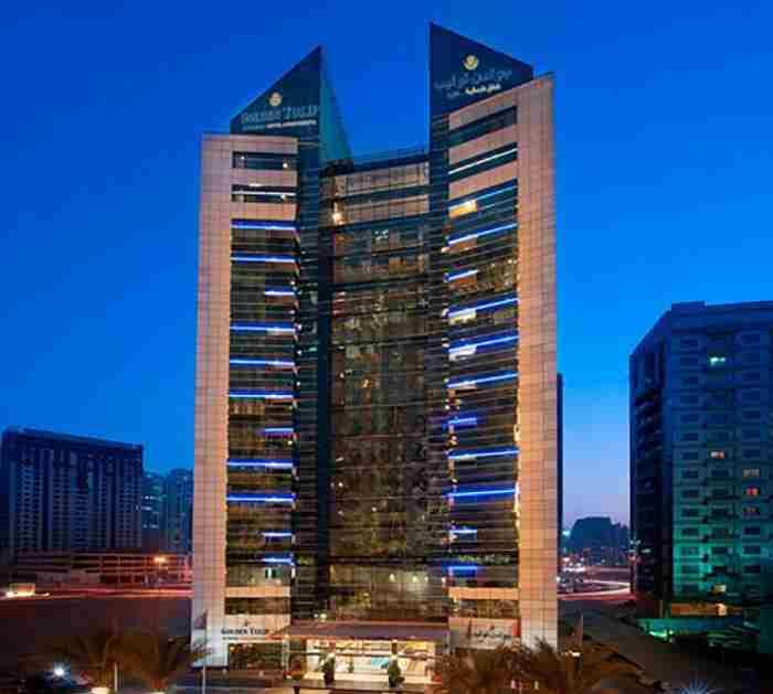 هتل گلدن تولیپ مدیا دبی - Golden Tulip Media