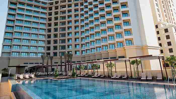 هتل جی ای اوشن ویو دبی - JA Ocean View