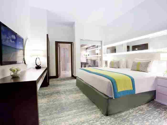 هتل جی ای اوشن ویو