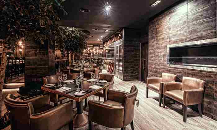 رستوران سیتی گریل دبی - The City Grill