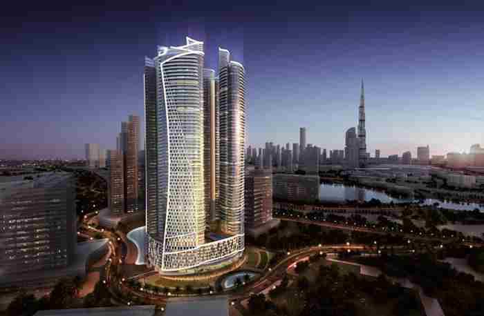 هتل پارامونت دبی - دو سالن سینما و سوییت هایی با تم فیلم