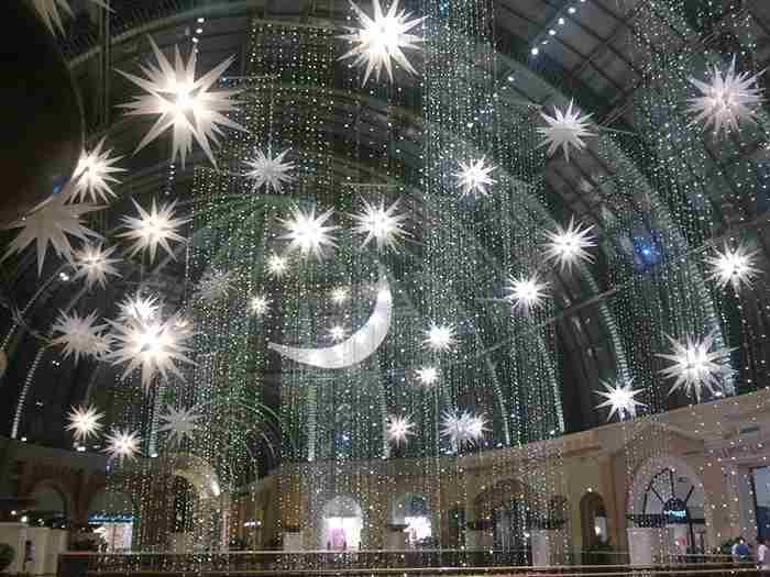 دبی در ماه رمضان - ۲۰۱۹
