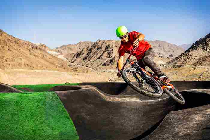 پارک بزرگ اسکیت به زودی در امارات