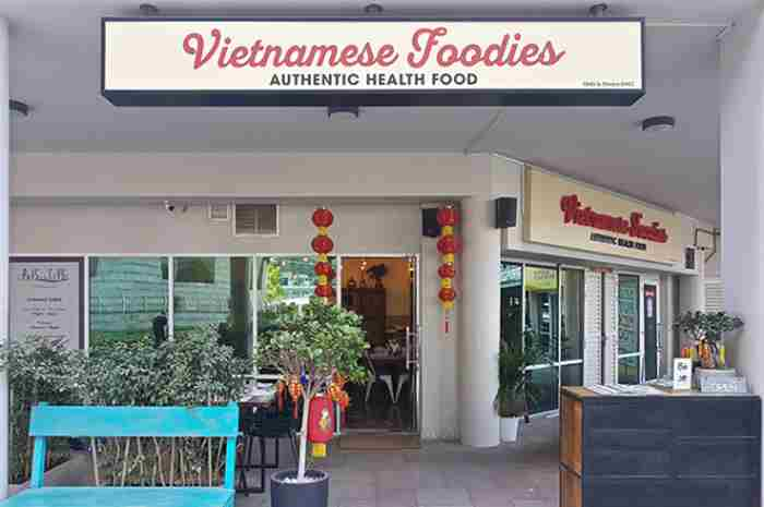 رستوران ویتنامی فودی دبی - یک رستوران اقتصادی عالی - Vietnamese Foodies