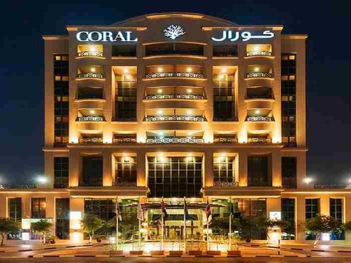 هتل کورال دیره دبی - Coral Dubai Deira
