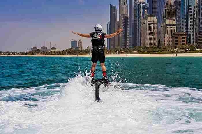 ورزش های آبی دبی 2019