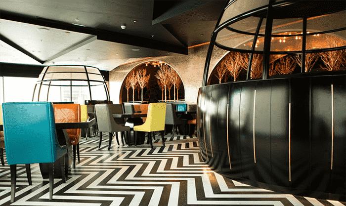 رستوران هندی کارناوال ترنسید دبی - Carnival By Trèsind