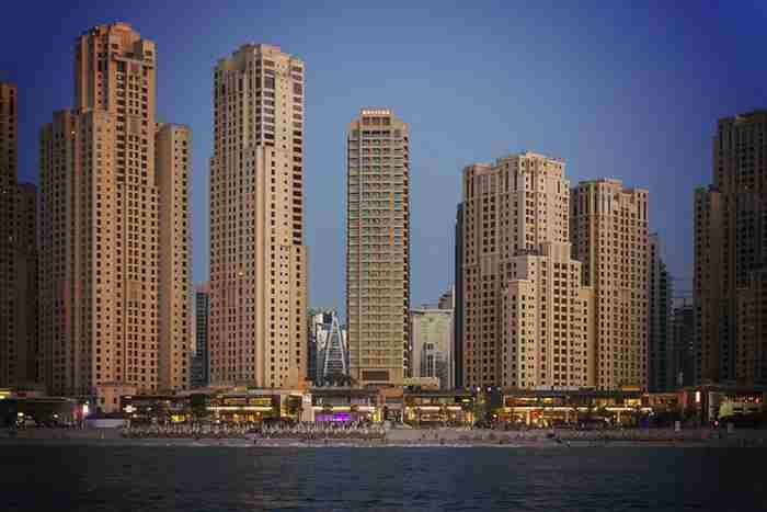 هتل سوفیتل جمیرا بیچ دبی - Sofitel Dubai Jumeirah Beach
