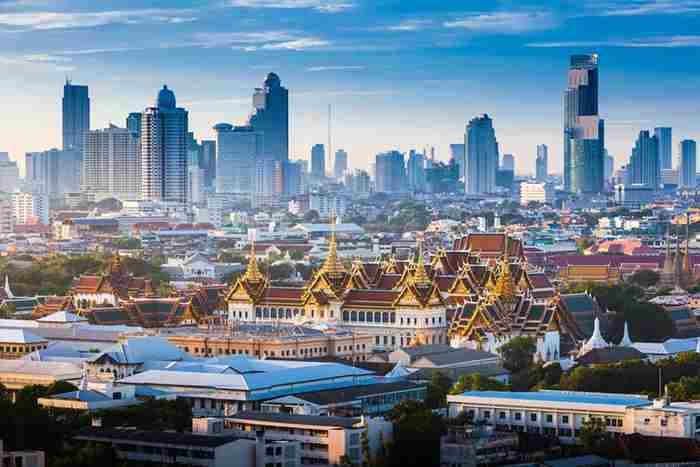 همه چیز درباره بانکوک