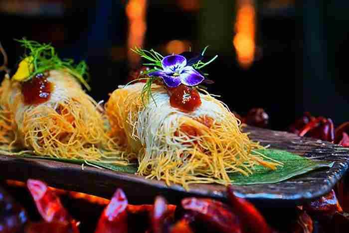 رستوران هندی کارناوال ترنسید