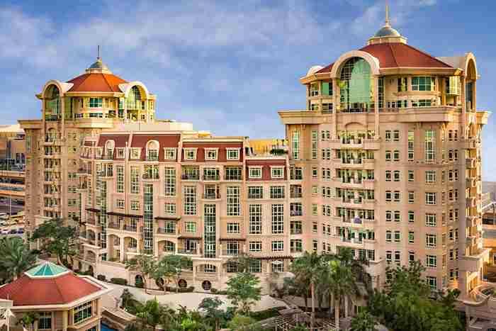 هتل ردا المروج دبی - Roda Al Murooj