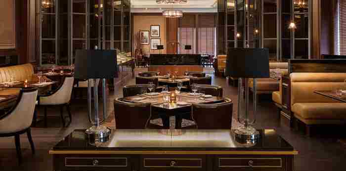 خانه استیک ورلد کات دبی - World Cut Steakhouse
