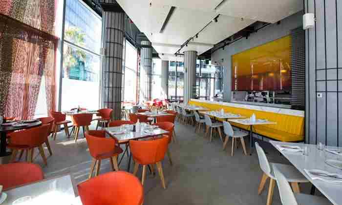 رستوران ایتالیایی لارته دبی - LARTE